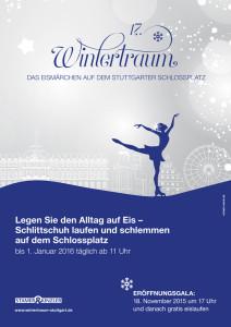 Anzeige Wintertraum Baden-Württemberg Magazin