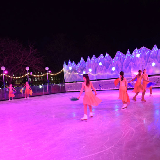 Zauberhafte Eröffnungsgala Wintertraum